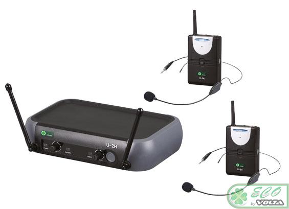 Радиосистема Eco by Volta U-1H (505.75)