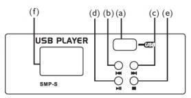 Опциональный модуль SMP-S
