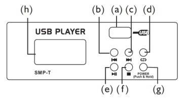 Опциональный модуль SMP-T